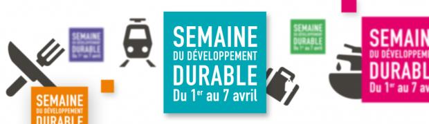 La semana del desarrollo sostenible en Francia